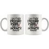 I See More Private Parts Than A Hooker Nurselife Mug