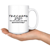 Teachers 2020 The One Where They Were Quarantined Mug