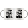 I'm a Drop the F-Bomb Kind of Mom Mug