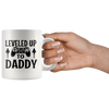 Leveled Up To Daddy Mug