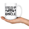 Leveled Up To Uncle Mug