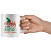 Naughty Is The New Nice Mug