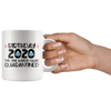 Birthday 2020 The One Where I Was Quarantined Mug