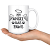 My Angel Has Paws Mug
