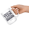 I Prefer The Term Educational Rockstar Teacherlife Mug