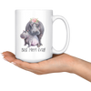 Hippo Best Mom Ever Mug
