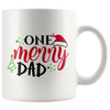 One Merry Dad Mug