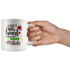 It Takes A Big Heart To Help Shape Little Minds Mug