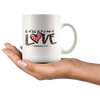 Let All That You Do Be Done with Love Mug