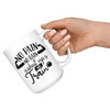 No Pain No Gain Shut Up And Train Mug