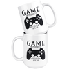 Game In Progress Don't Talk To Me Until I Die Mug