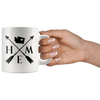 Washington Home Arrows Mug
