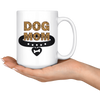 Dog Mom Collar Mug