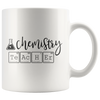 Chemistry Teacher Mug