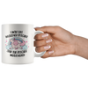I Was Like Whatever Bitches And The Bitches Whatevered Unicorn Mug