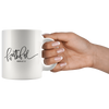 Faithful Hebrews 3:2 Mug