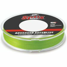 SUFIX 832 ADVANCED SUPERLINE 50LB NEON LIME BRAID FIBERS