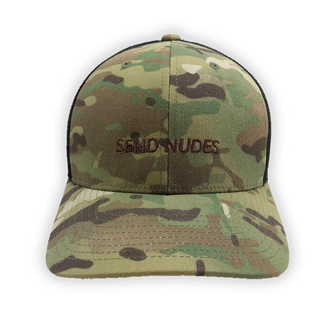 GWA SEND NUDES Trucker Cap