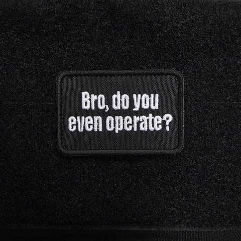GWA Bro, Do You Even Operate?