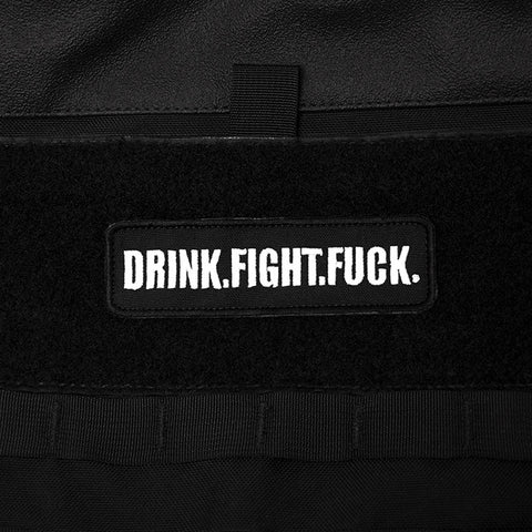 GWA Drink. Fight. Fuck.