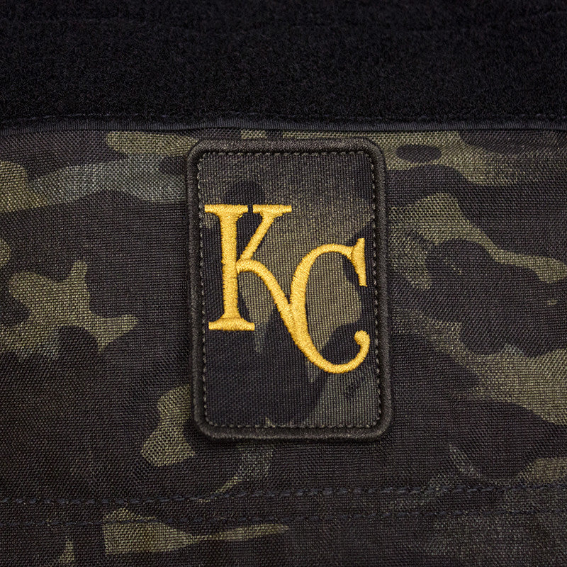KC Multicam Black / Gold