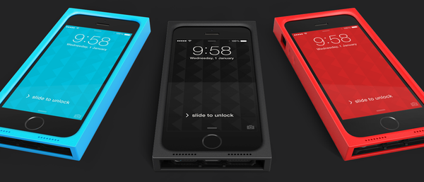 AUGMENT Case for iPhone 5 / 5S / SE