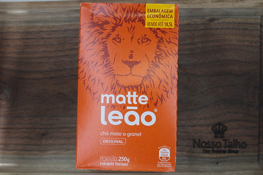 Mate - Leão - (250 grams)