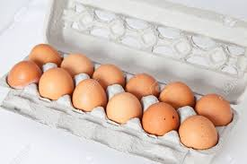 Large Brown Eggs, (12 eggs)