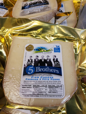 5 Brother Artisan Cheese