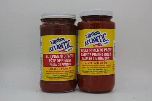 Pimento Paste -Atlantic (375 ml)