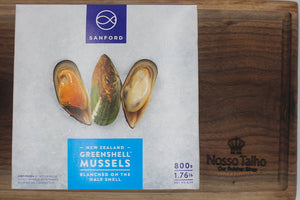 Greenshell Mussel -Sanford- (800 grams)