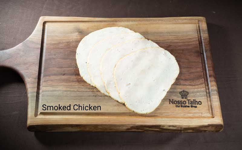 Smoke Chicken (1/4 lb)