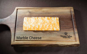 Marble Cheddar Cheese (1/4 lb)