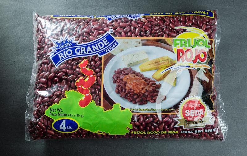 Small Red Beans -Rio Grande (4 lb)