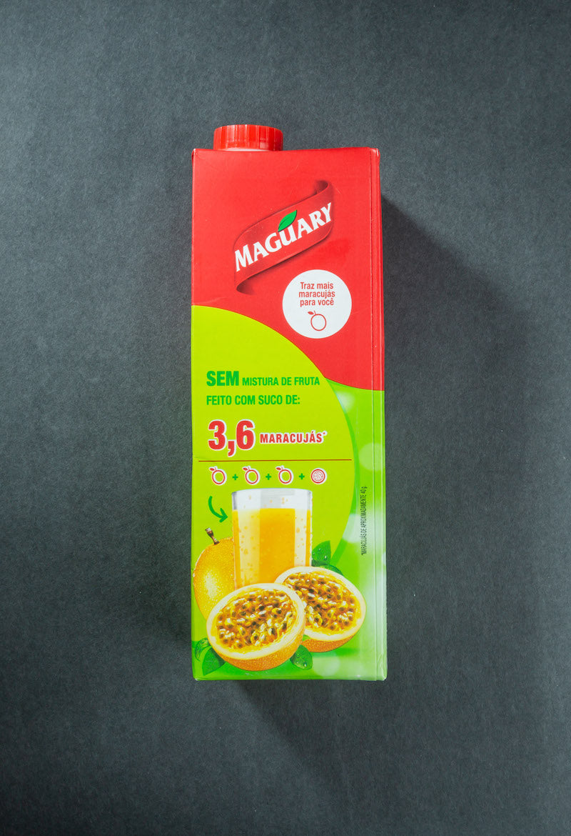 Passion Fruit  Juice -Maguary -