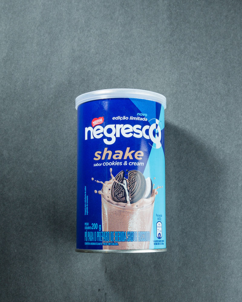 Shake Negresco Cookie & Cream- Nestle-