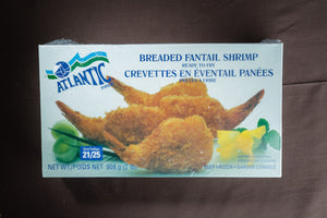 Breaded Fantail Shrimp -Atlantic Pride (2lb)