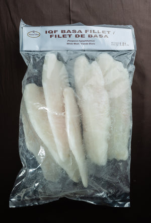 Basa Fillet (24lb case)