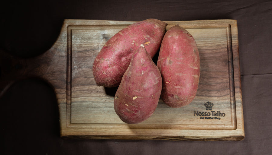 Sweet Potatoes, Red