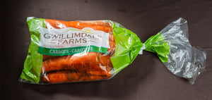 Carrots -Gwillimdal Farms-