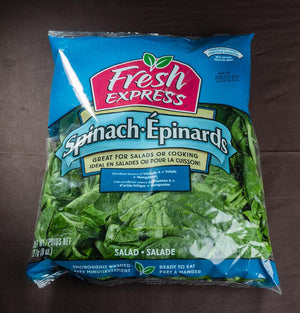 Spinach -Fresh Express-