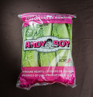 Romaine Lettuce -Andy Boy-