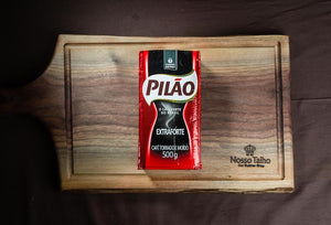 Ground coffee (Extra Strength)  - Pilao - (500 grams)