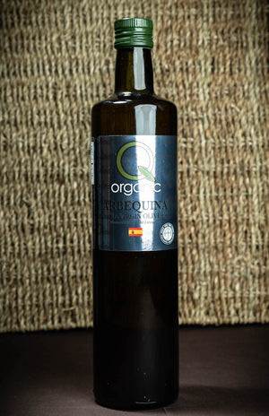 Organic Extra Virgin Olive Oil -Arbequina- (750ml)