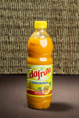 Passion Fruit Concentrated Juice -Dafruta -