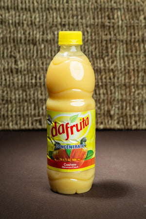 Cashew Concentrated Juice -Dafruta (500ml)