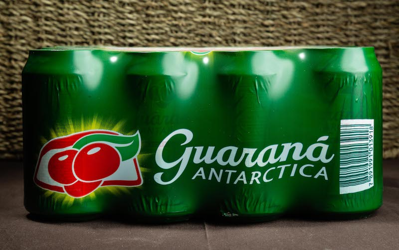 Guarana Cans -Antartica - (12x330ml)
