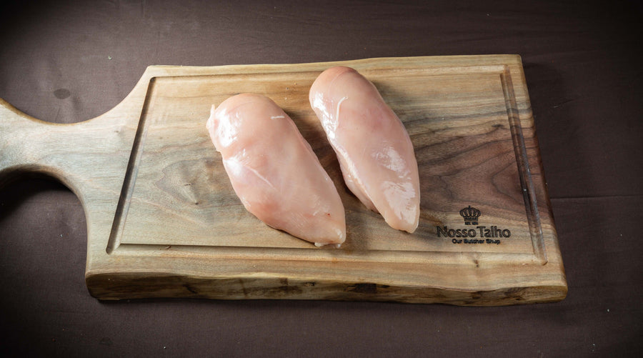 Chicken Breast, Boneless, Skinless, Mennonite Raised  (approx. 12 oz)