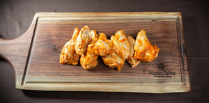 Buffalo Seasoned Split Wings (lb)