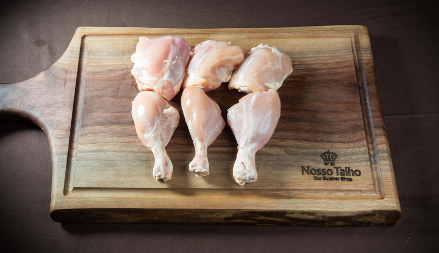 Chicken Drumstick and Thigh, Skinless (lb)